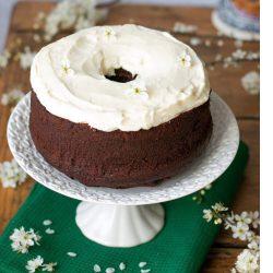 Torta Guinness